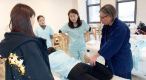 2019年3月中国北京、小顔矯正+骨盤矯正スクール、 講習レポート